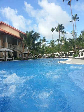 Majestic Elegance Punta Cana: One of the Elegance Club pools