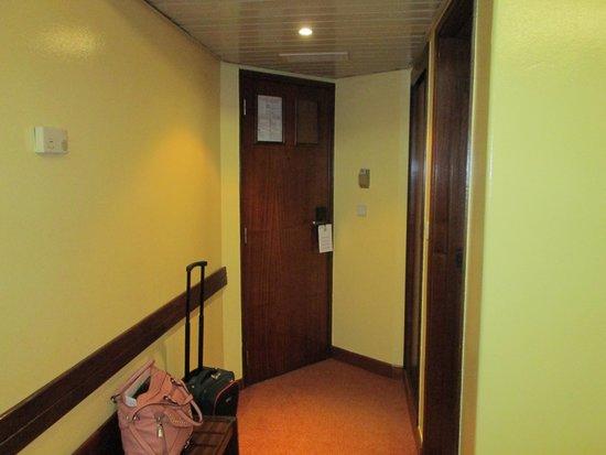 Hotel Nacional: Прихожая