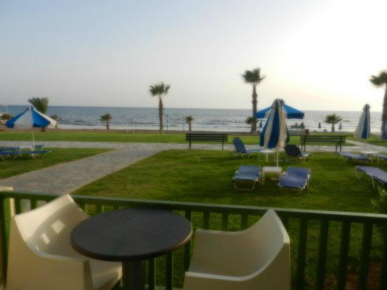 Kefalos Beach Tourist Village: View from room