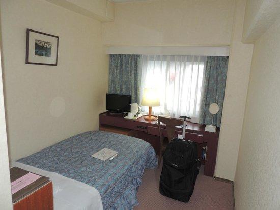 Akasaka Yoko Hotel: 個人房