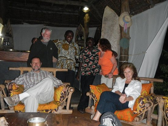 Shamba Kilole Eco Lodge : Great staff and owners