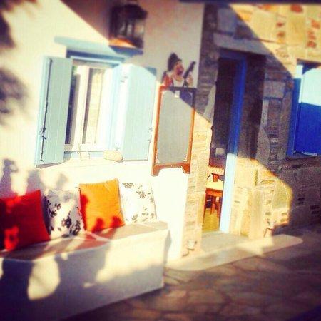 Hotel Sourmeli Garden: Ingresso