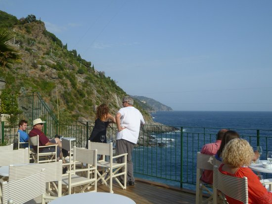 Vernazza Winexperience : and a killer view!