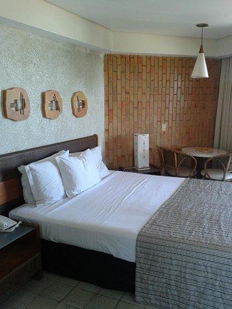 Rifoles Praia Hotel & Resort : Vista interna da suíte