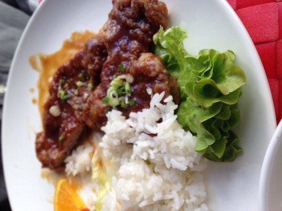 Magokoro: Porc teriyaki