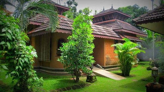 Pagoda Resorts Alleppey: The Cool Cottage :)