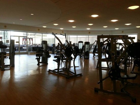 Sheraton Dallas Hotel : Sheraton Downtown Dallas -  Gym Facilities