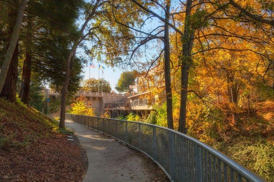 Creekwalk in Downtown Vacaville
