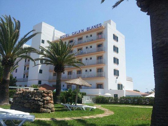 Globales Cala'n Blanes: Hotel