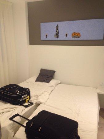 Kn Columbus Aparthotel: Bedroom