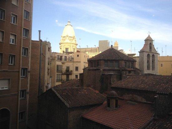 Hotel Olivia Plaza: Old city view