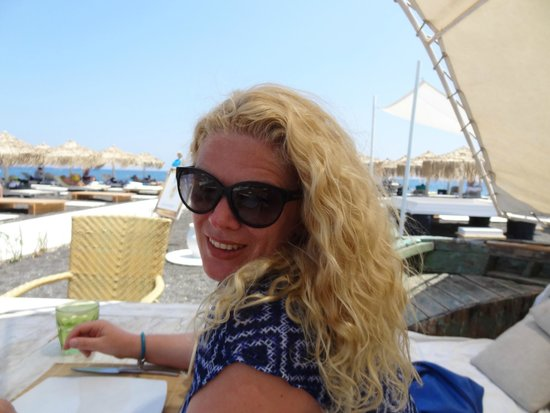 Sea Side by Notos : My wife is so in love with this place!