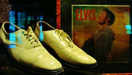 Graceland: Elvis's Shoes