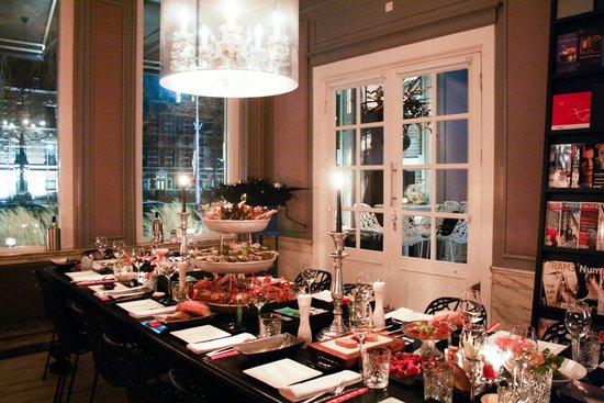 Private dining bij MANNA