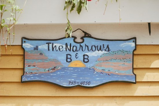 The Narrows Bed and Breakfast : the narrows
