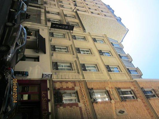 Hotel Etoile Trocadero: O hotel