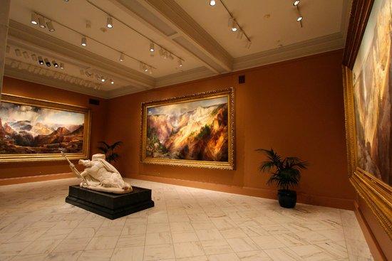 Smithsonian American Art Museum: In the American Art Museum