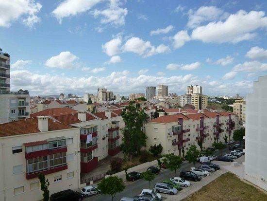Hotel Dom Afonso Henriques : Blick vom Zimmer aus