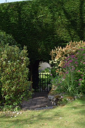 St Hilary, UK: Gardens at Ennys