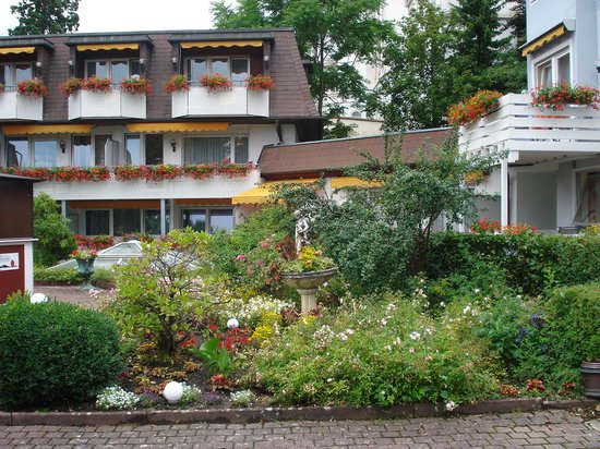 TOP Hotel Ritter: Tuin