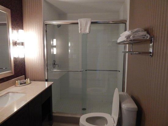 Hotel Zero Degrees : Bathroom