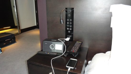 South Place Hotel: Controls