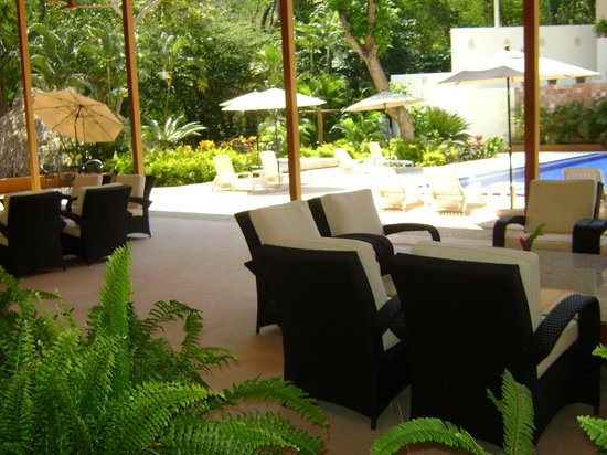 Ixzi Plus Hotel : Lobby