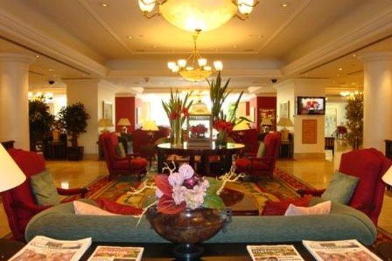 Lisbon Marriott Hotel: Parece um palácio!