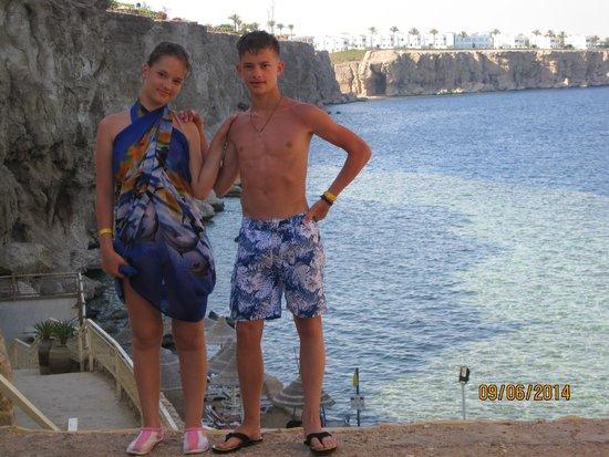 Dreams Beach Resort: Внуки