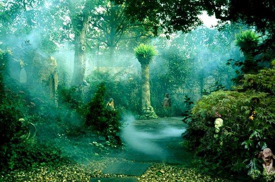 simon drakes house of magic the enchanted garden - Enchanted Garden