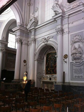 Chiesa di Sant'Angelo a Nilo: the stunning church
