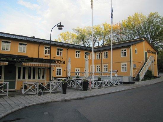 stockholm hotell och restaurangskola globen