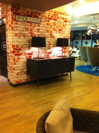 Ibis London City-Shoreditch : Hall