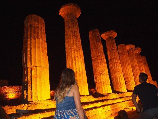 Valley of the Temples (Valle dei Templi): Templo de Heracles