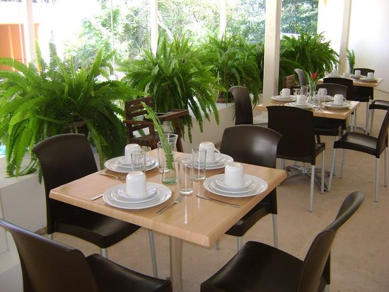 Ixzi Plus Hotel: Restaurant