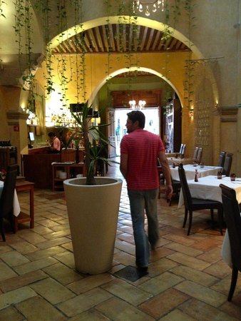 Restaurante Di Vino: Main dining room