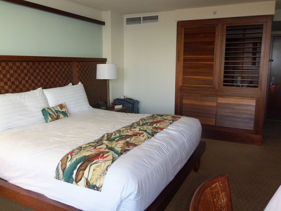 Royal Lahaina Resort: Our room