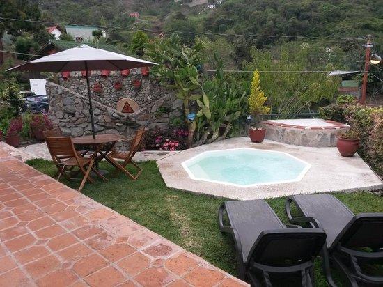 Jacuzzi En El Patio.El Jacuzzi Picture Of Renacer Health Spa Center La