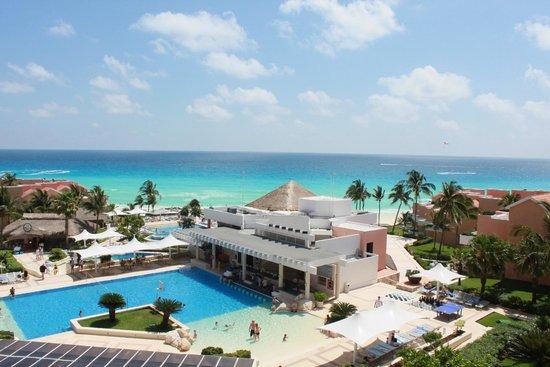 Omni Cancun Resort & Villas: View from room