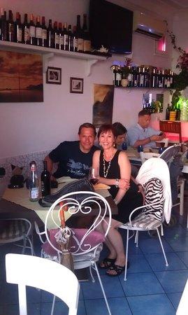 Vivaro Wine Bar: our best dinner