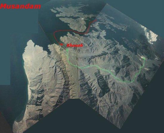 Khourshem Tours - Day Excursions : Gita di terra e di mare