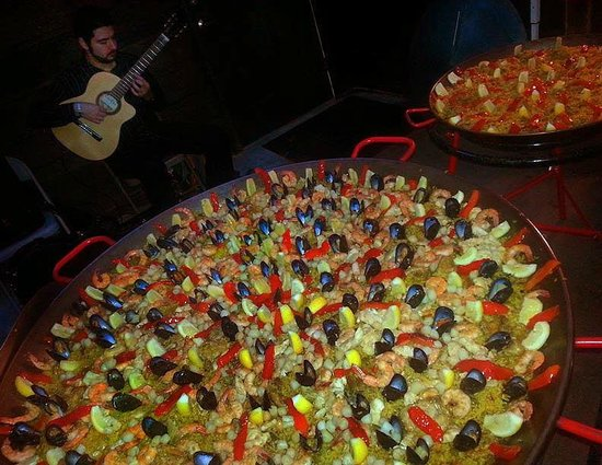 Real Paella: Flamenco & Paella