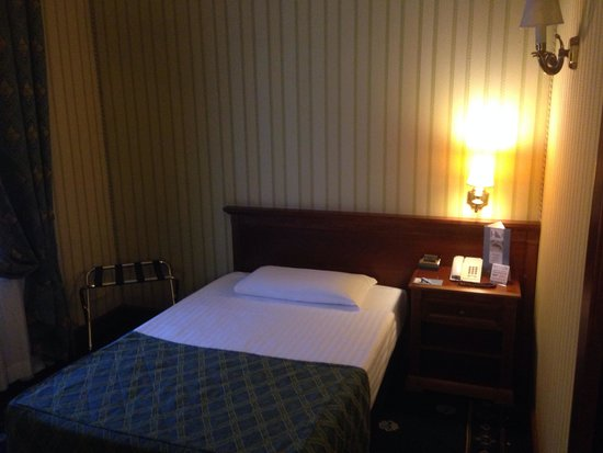 Eurostars International Palace : Bedroom
