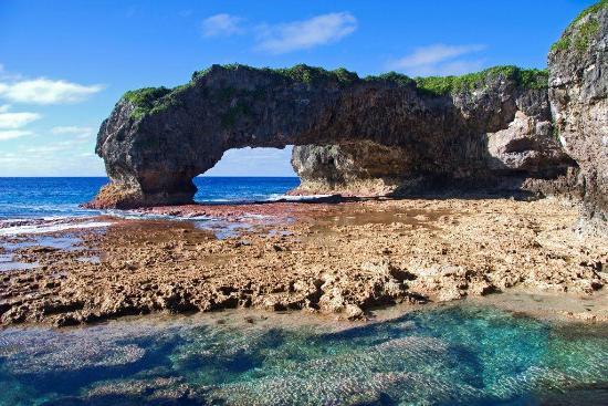 Niue: Talava Arch