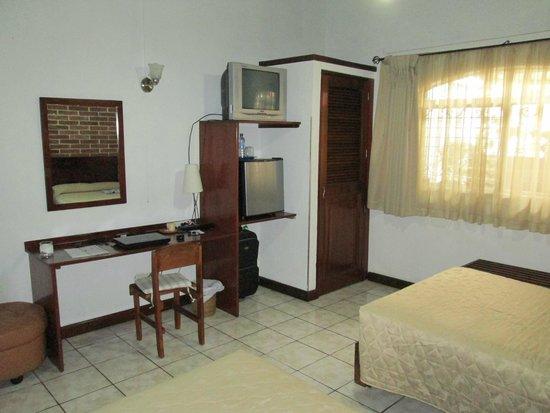 Dai Nonni Hotel : La habitación en el 2012, ahora las TVs son planas