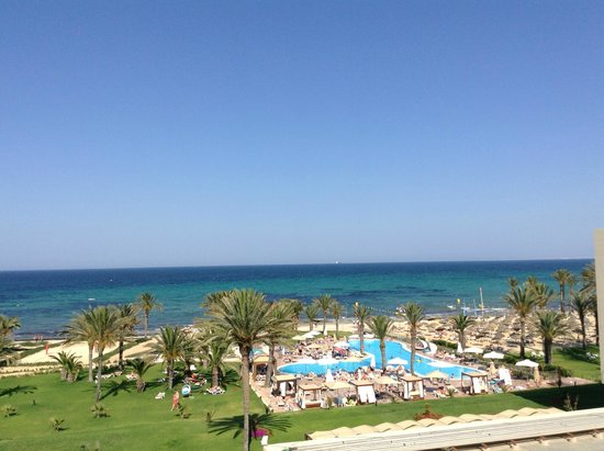 TUI SENSIMAR Scheherazade : The view from our room!
