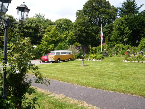 The Croft Guest House: Car Park