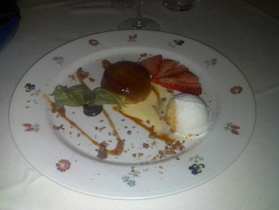 L'Osteria del Vignaiolo : dessert