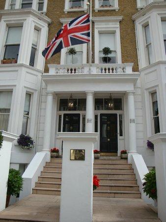 Cranley Hotel: Außenansicht