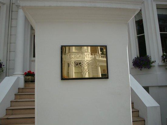 Cranley Hotel : Außenansicht